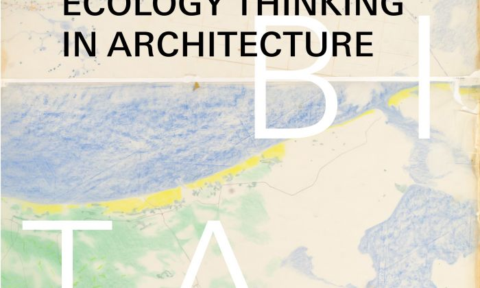 Cover Habitat: Ecology Thinking in Architecture